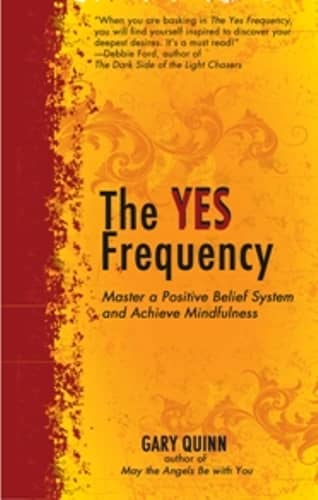 The Yes Frequency Book Cover