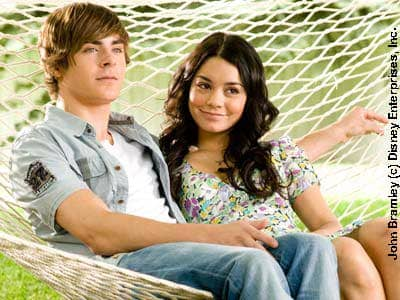 vanessa hudgens high school musical 3. Zac Efron and Vanessa Hudgens