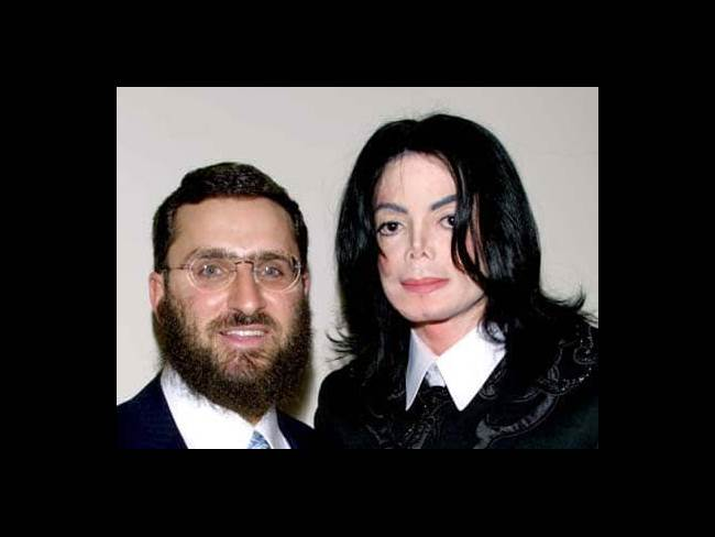 Rabbi Shmuley Boteach, Michael Jackson