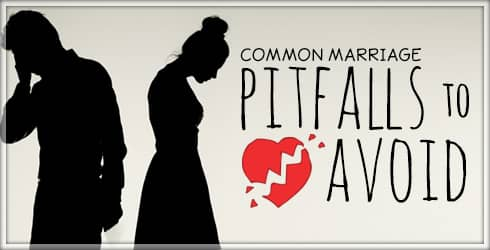 common marriage pitfalls