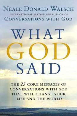 What God Said Book Cover