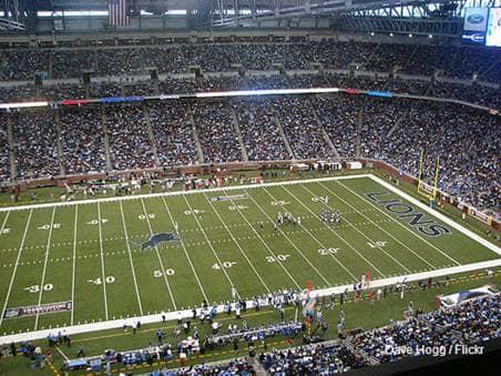 Lions Football Stadium