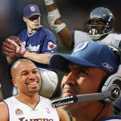 Top 12 Evangelicals in Sports Today