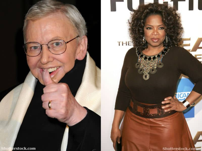 Roger Ebert  amp  Oprah WinfreyRoger Ebert Oprah