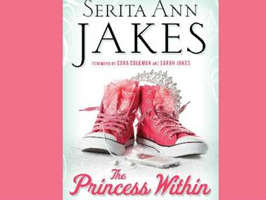 The Princess Within Book Cover