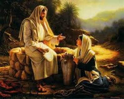 the woman at the well,samaritan woman, women in the Bible, fearless women in the Bible, Bible moms