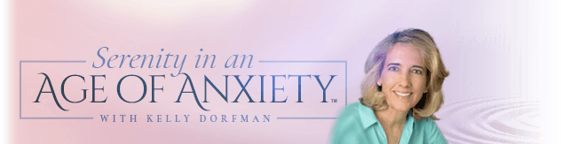 Serenity in an Age of Anxiety Logo