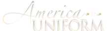 America in Uniform Logo