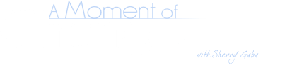 A Moment of Change Logo