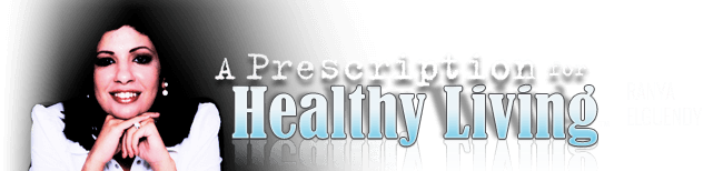 A Prescription for Healthy Living Logo