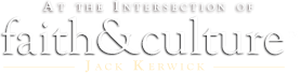At the Intersection of Faith and Culture Logo
