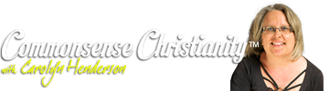 Commonsense Christianity Logo