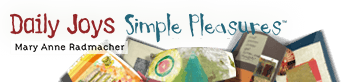 Daily Joys and Simple Pleasures Logo