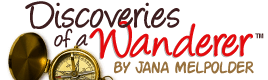 Discoveries of a Wanderer Logo