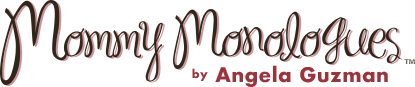 Mommy Monologue Logo