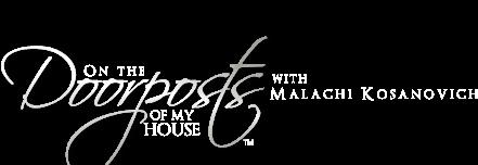 On the Doorposts of My House Logo