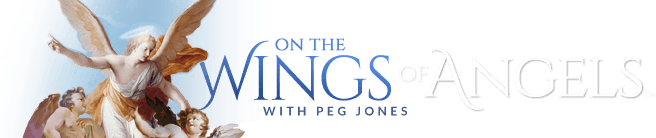 On the Wings of Angels Logo