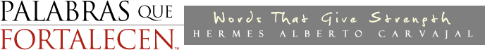 Palabras Que Fortalecen Logo