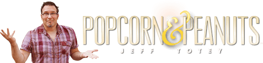 Peanuts and Popcorn Logo