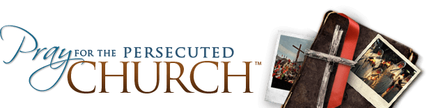 Pray for the Persecuted Church Logo
