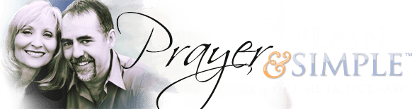 Prayer, Plain and Simple Logo