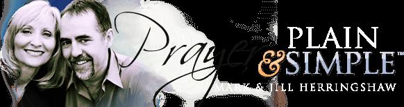 Prayer, Plain and Simple Logo
