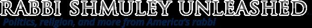 Rabbi Shmuley Unleashed Logo