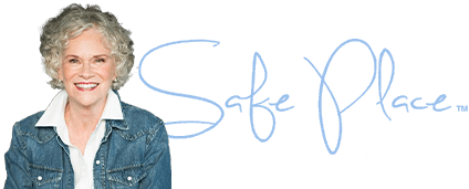 Safe Place with Ruth Graham Logo