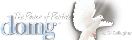 The Power of Positive Doing Logo