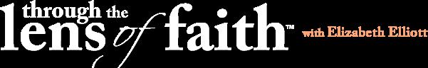 Through the Lens of Faith Logo
