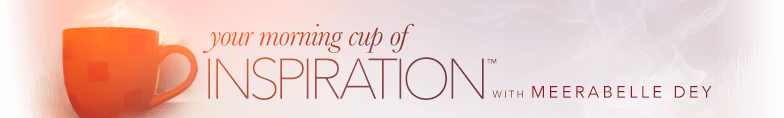 Your Morning Cup of Inspiration Logo