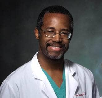 dr ben carson, inspiring african americans, black history month, beliefnet most inspiring
