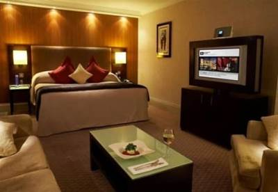 hotel entertainment center