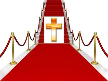 red carpet christanity