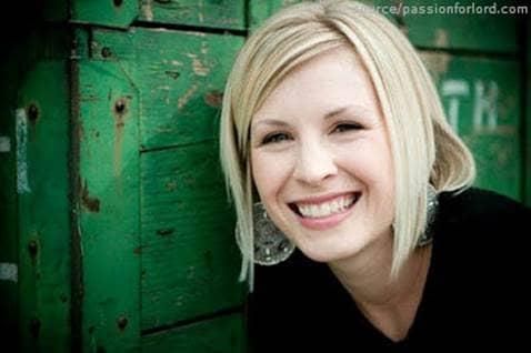 Jenn Johnson, Bethel Music, worship leader and songwriter