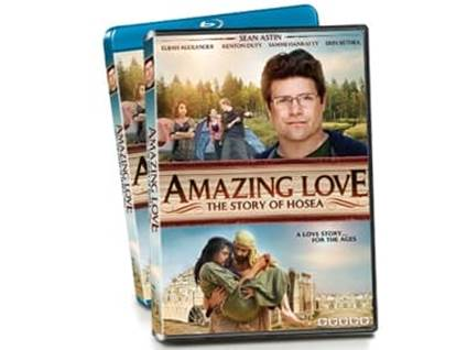 Amazing Love DVD