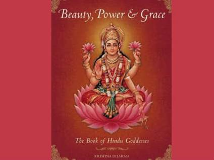 Book of Hindu Goddesses Book Cover