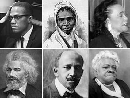 Prayers from African Americans in History