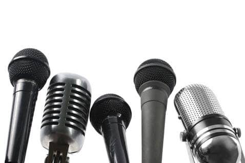 Microphones, Communication