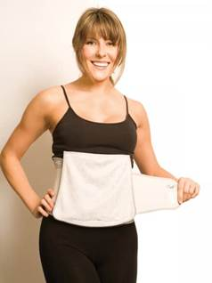 the cinch belly wrap