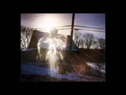 Angel Sightings angel light