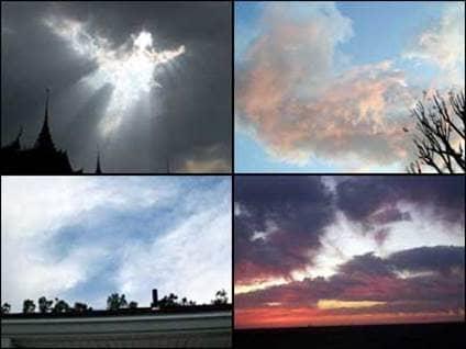 Angel Sightings Photos