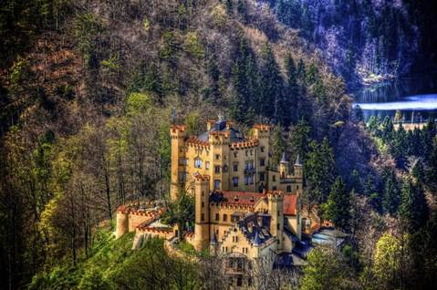 germany, castle, 20 Most Beautiful Places