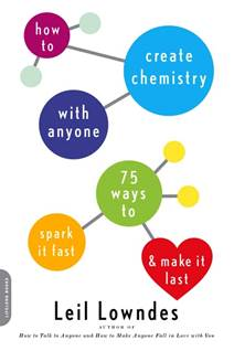 how to create chemistry with anyone book