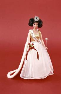 1974 Miss America Barbie