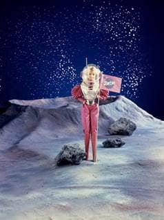 1986 Astronaut Barbie