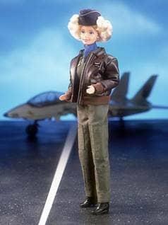 1991 Air Force Pilot Barbie