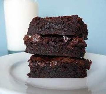 Overbaked Brownies