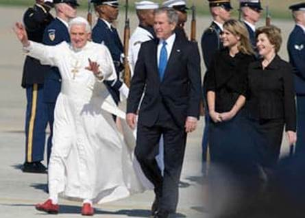 Popes on the Road