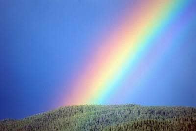 inspirational rainbow